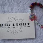 Inspirational BIGLIGHT (Believing In God Living In Grace Hope, Truth) Bracelet