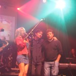 Daisy De La Hoya, Corey Feldman, Sean Astin
