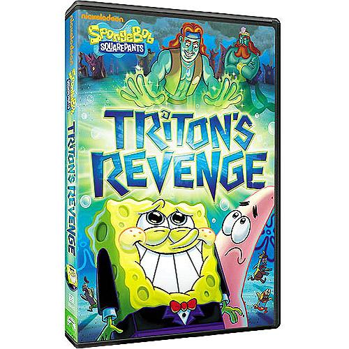 SpongeBob SquarePants: Triton's Revenge