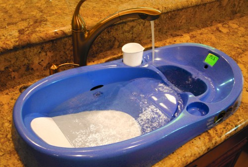 Cleanwater Infant Bathtub Giveaway Ends 07 20