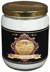 Gold Label Virgin Coconut Oil for Hair Treatment