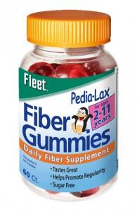 Pedia Lax Fiber Gummies