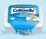 Cottonelle Fresh Moist Wipes