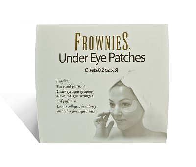 Frownies All Natural Under Eye Treatment Patch