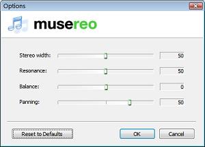 Musereo screenshot