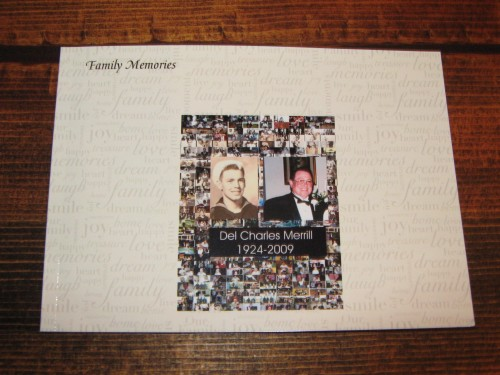 Family Memories Photo Book