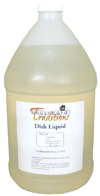 Household Traditions Dish Liquid