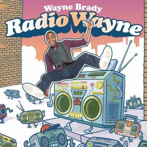 """Wayne Brady """"Radio Wayne"""""""