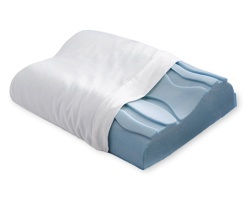 Sleep Number CoolFit Foam Contour Pillow