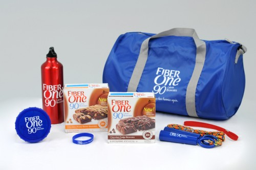 Fiber One 90 Calorie Brownies Prize Pack