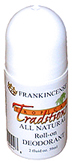 Natural Deodorant Roll-on in Frankincense