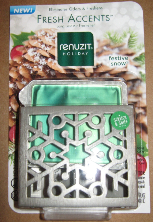 Renuzit Holiday Fresh Accents