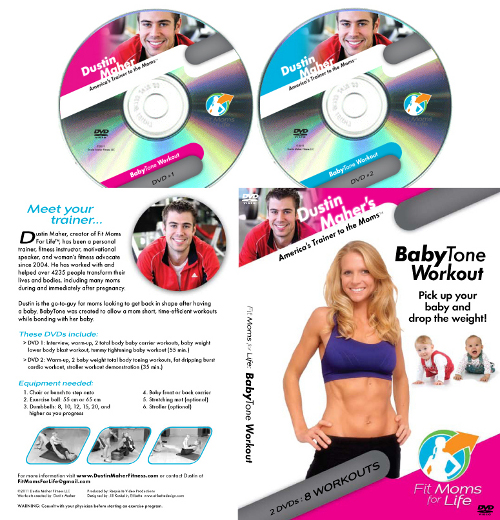 BabyTone Workout DVDs