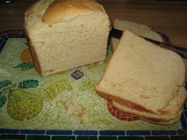 Coconut Flour Breadmaker Loaf