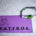FAT FROG bracelet