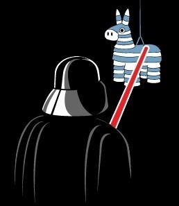 Vader Piñata