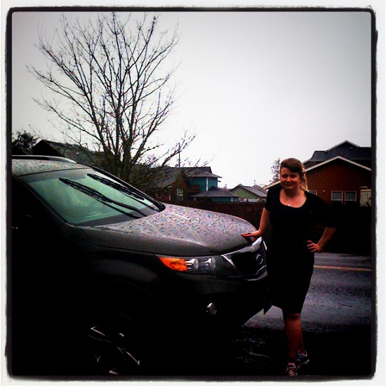 Saying goodbye to the Kia Sorento!