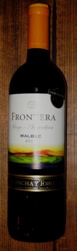 Frontera Malbec 2011