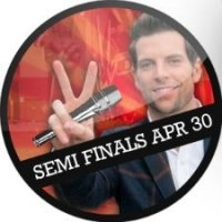 The Voice Semifinals: Vote For Chris Mann