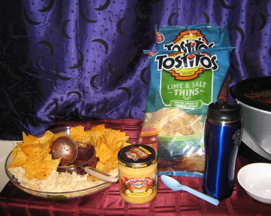Tostitos Chips & Dip