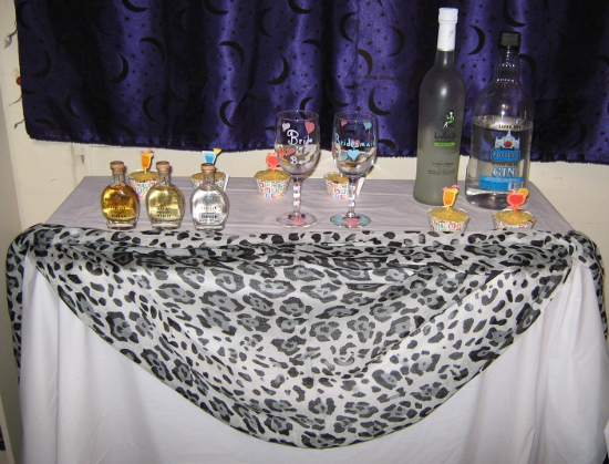 Bachelorette Party Bar