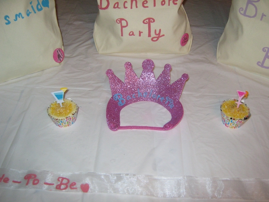 DIY Bachelorette Crown