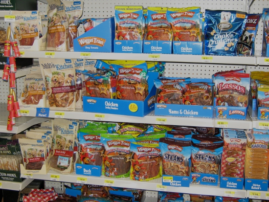 Dog Treats Galore!