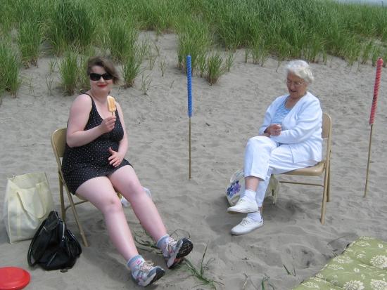 Beeb and Grandma