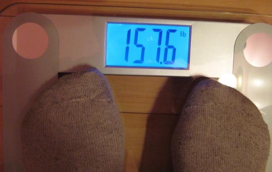 Beeb's Weight - Week 6
