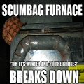 DIY on The Fly: Fixing Our Furnace