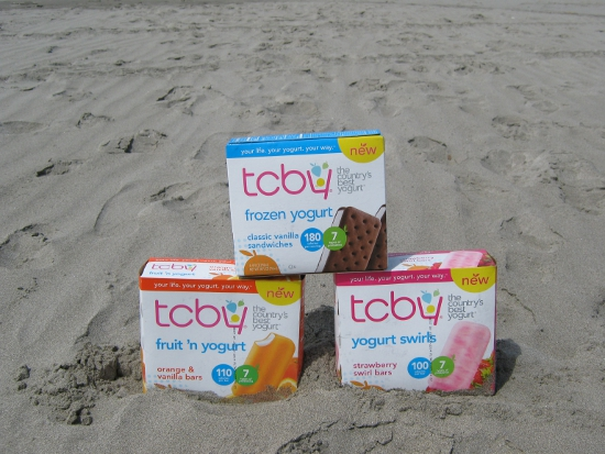 TCBY Frozen Yogurt