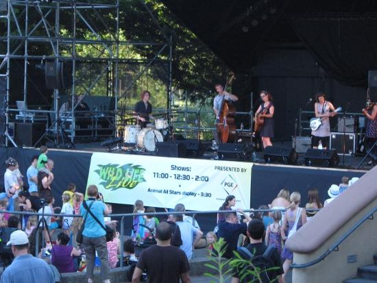 Zoo concert