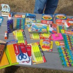 Close-up Photo of The Donated Supplies