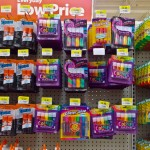 Selection of Elmer's Glitter Glue at Walmart