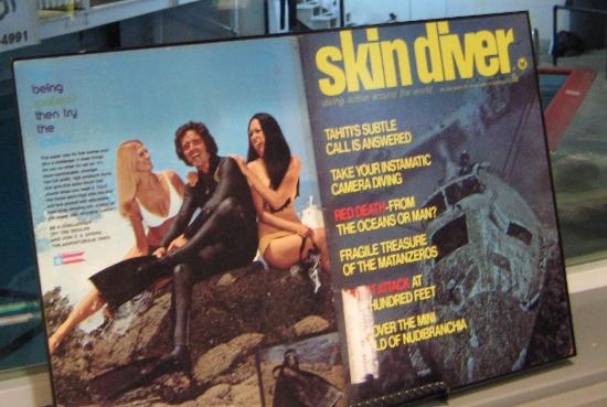 '70s scuba magazine