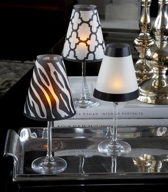 Di Potter Wine Glass Shades