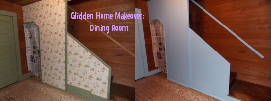 Glidden Home Makeover: Dining Room