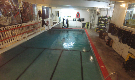 Panorama of Aquatic Sports