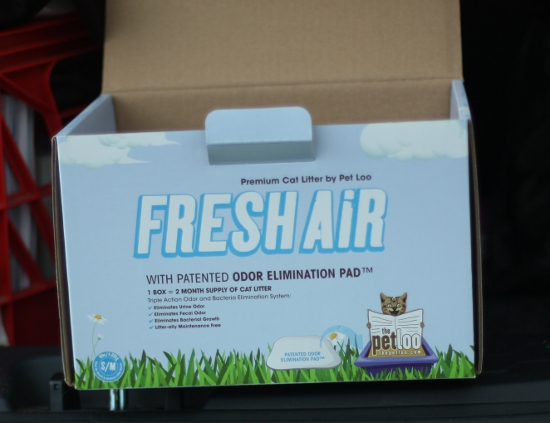 Fresh Air Cat Litter