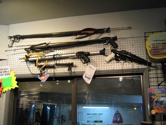Spearguns