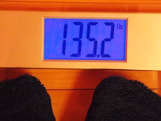 Beeb's Weigh-In - Week 28
