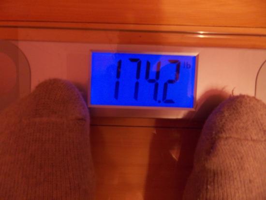 Jai's Weigh-In - Week 28