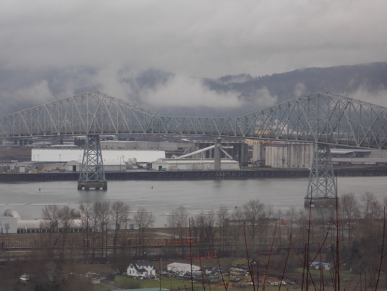 Lewis & Clark Bridge - Longview, Washington