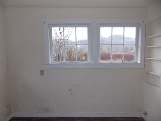 Office windows - before