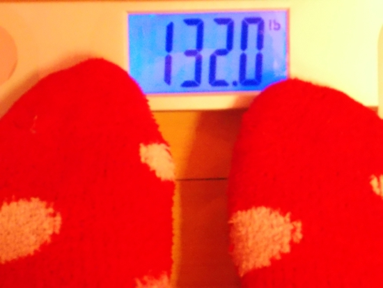 Beeb's Weigh-In - Week 37