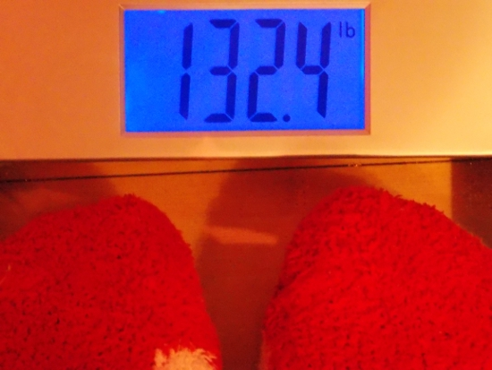 Beeb's Weight - Week 34