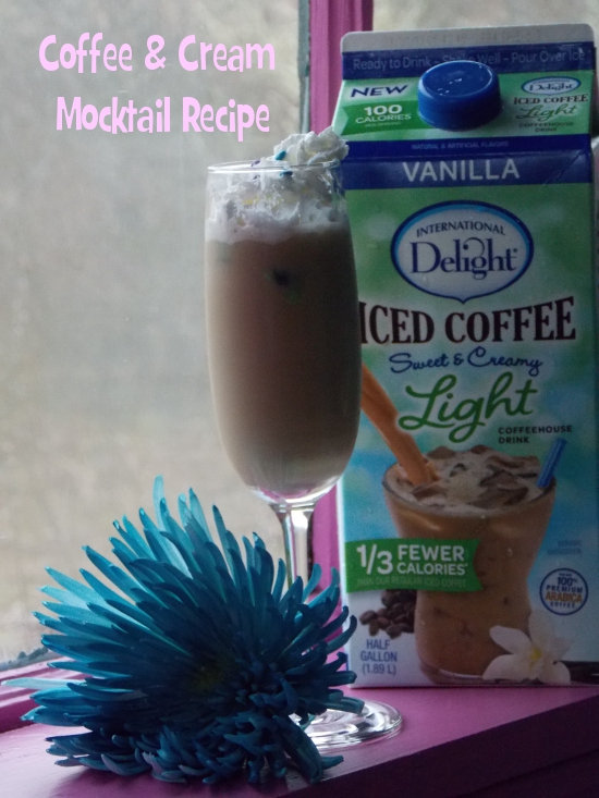Coffee & Cream Mocktail
