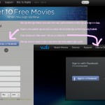 Step 2: How to Create a Vudu Account