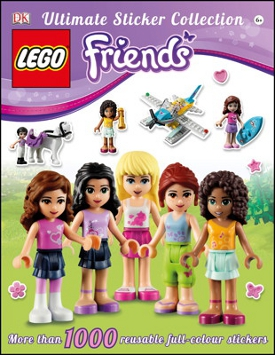 LEGO Friends - Ultimate Sticker Collection