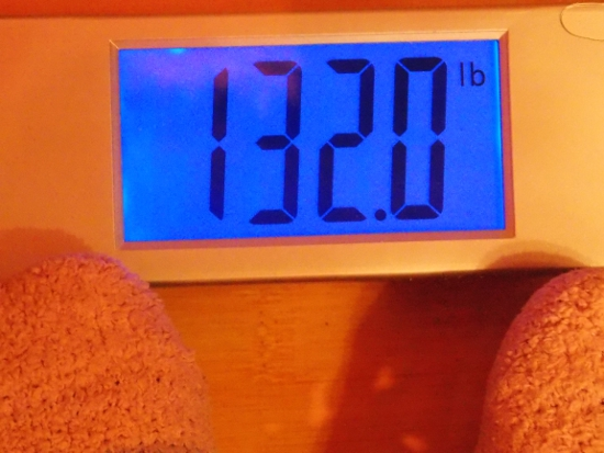 Beeb's Weigh-In - Week 38